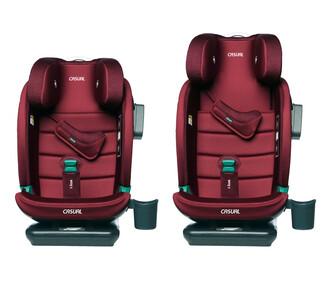 Bestfix Plus i-Size 100-150 cm / ≌ 15 kg - ≌ 36 kg İsofixli Oto Koltuğu - Thumbnail