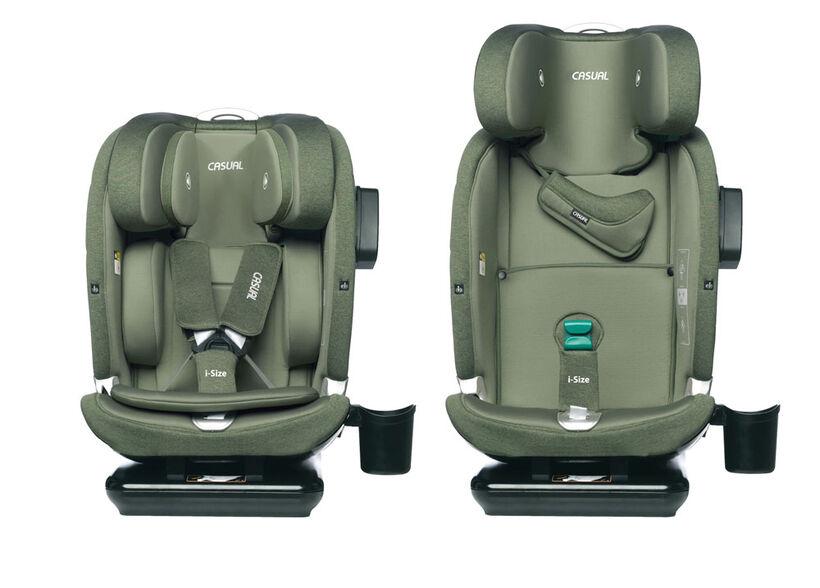 Goldfix Plus i-Size 76-150 cm / ≌ 9 kg - ≌ 36 kg İsofixli Oto Koltuğu